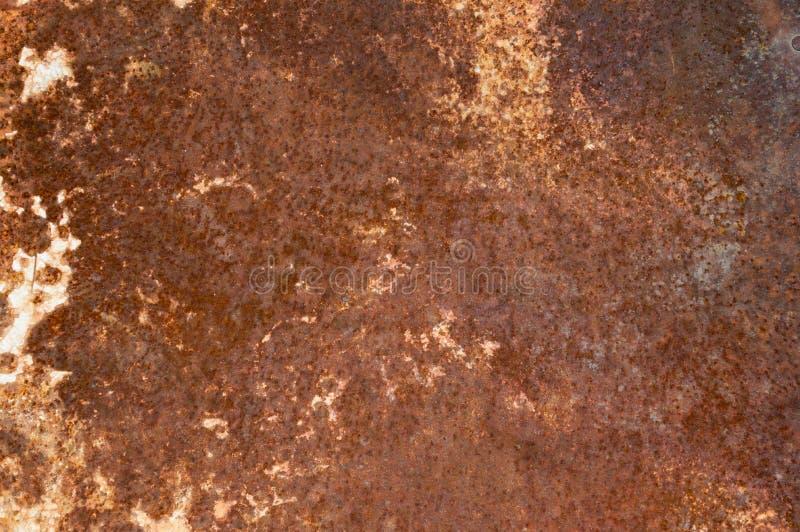 Oud verf roestig geweven metaal stock foto's