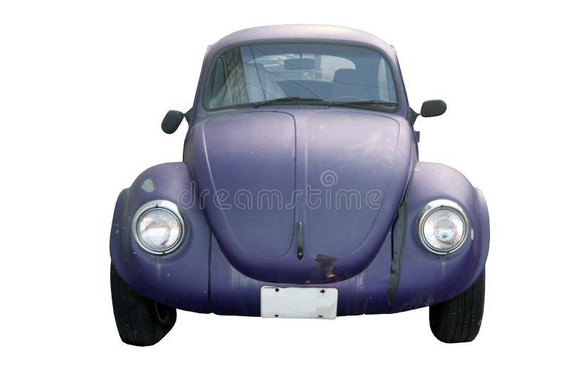 Oud Volkswagen Beatle royalty-vrije stock foto's