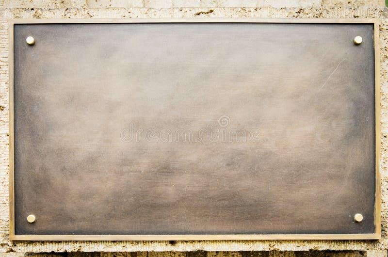Oud zwart teken royalty-vrije stock afbeeldingen