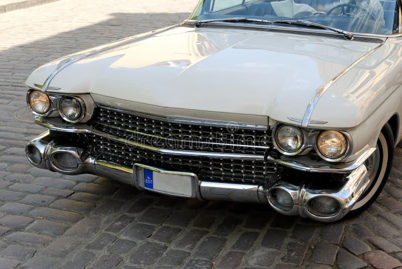 Oude Amerikaanse Auto royalty-vrije stock foto