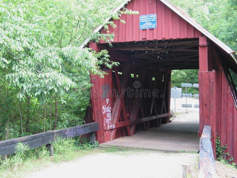 Oude behandelde brug stock foto's
