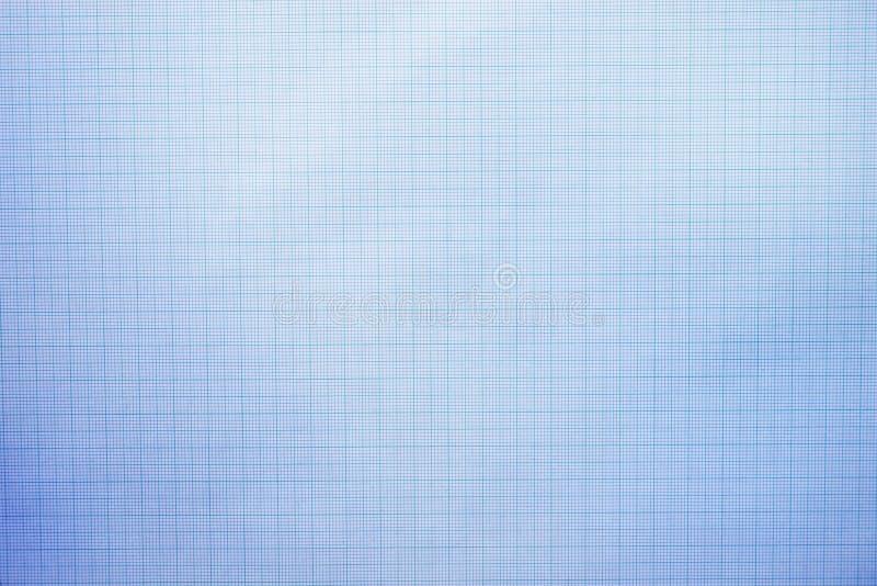 Oude blauwdrukdocument achtergrond en textuur royalty-vrije stock afbeeldingen