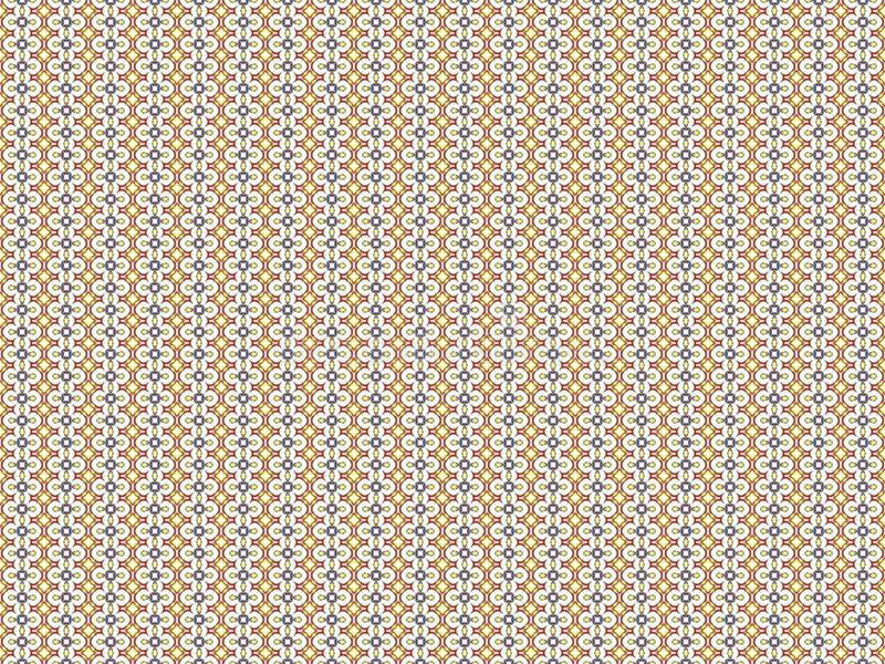 Oude BloemenTextuur stock illustratie