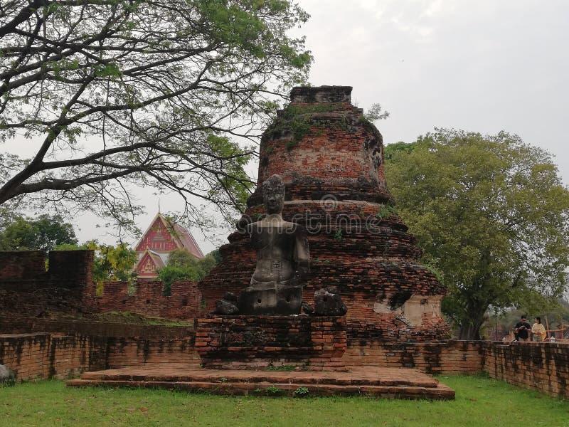 Oude Boedha stock afbeeldingen