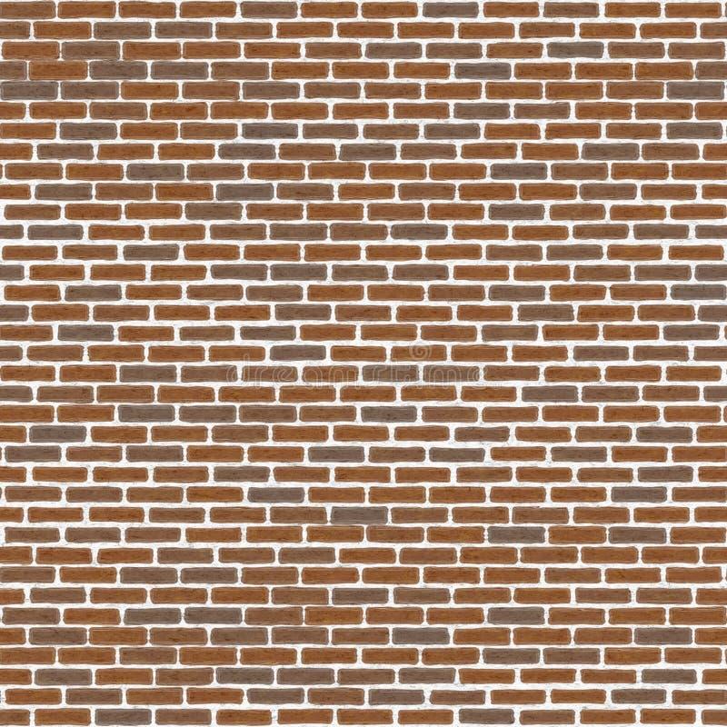 Oude brickwall royalty-vrije stock afbeelding