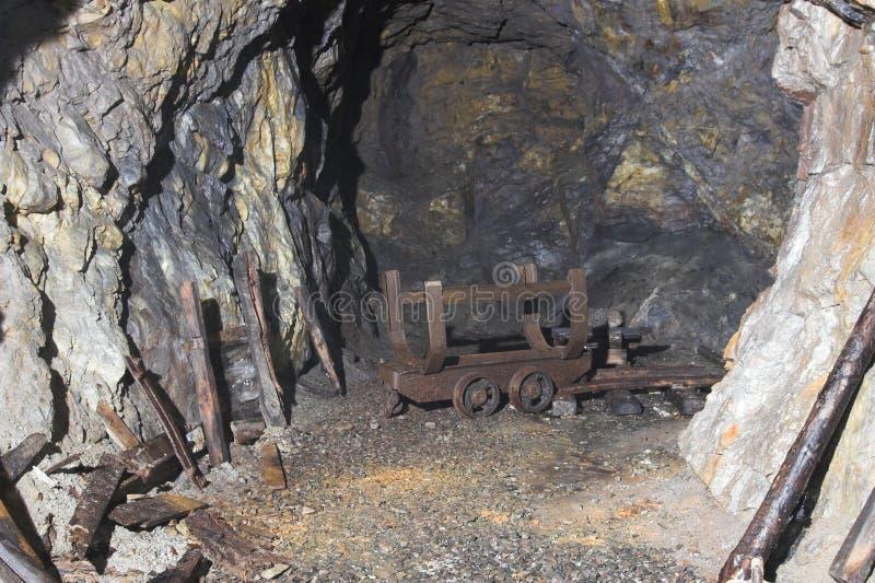 Oude bunker van ii wereldoorlog - Wlodarz royalty-vrije stock foto's