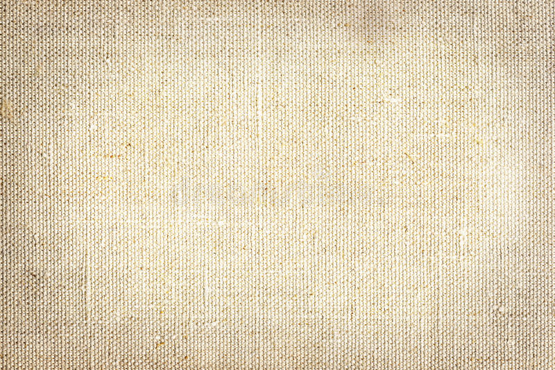 Oude canvastextuur royalty-vrije illustratie