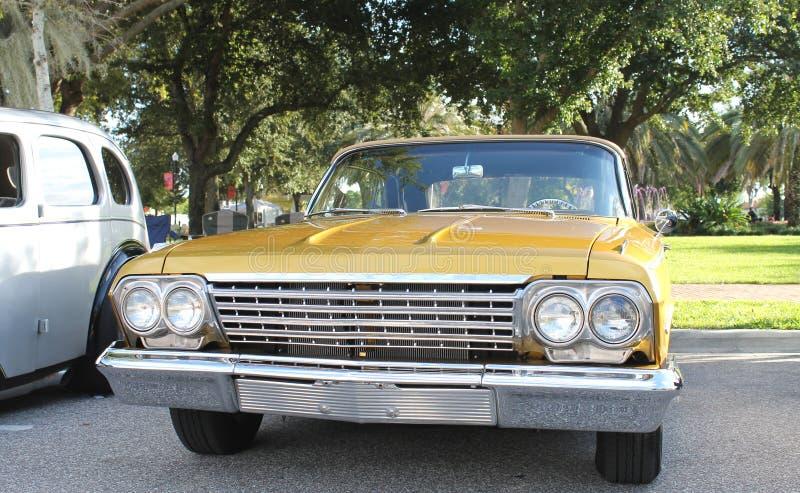 Oude Chevrolet-Auto stock fotografie