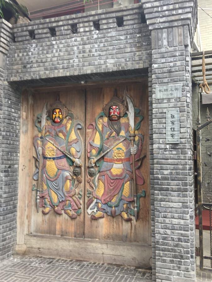 Oude Chinese cultuur stock afbeeldingen