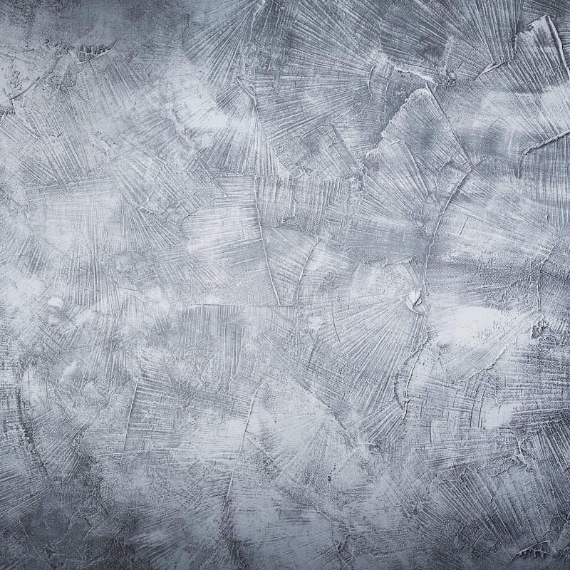 Oude concrete textuur Sjofele cementachtergrond royalty-vrije stock afbeeldingen
