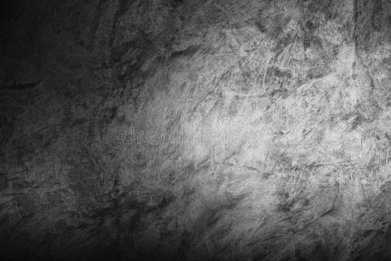 Oude de textuur van het achtergrond grungecement zwarte grijze achtergrondsamenstelling voor websitetijdschrift of grafisch ontwe stock fotografie