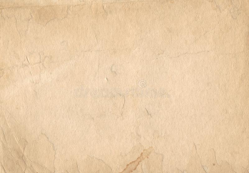 Oude document textuur royalty-vrije stock foto