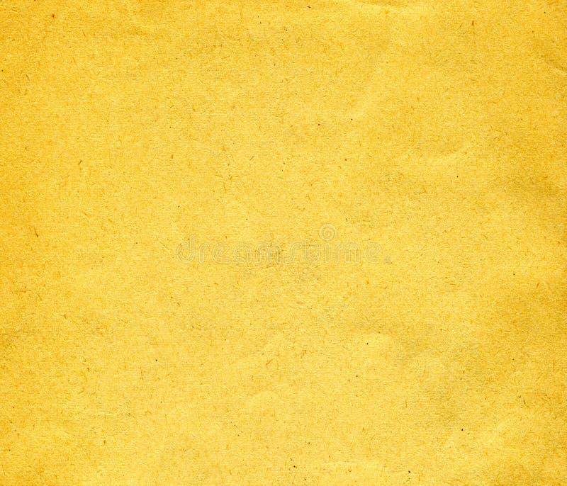 Oude document textuur royalty-vrije illustratie