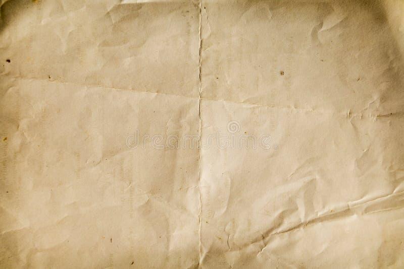Oude document textuur royalty-vrije stock foto's