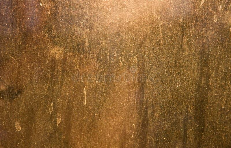 Oude doorstane oppervlakte royalty-vrije stock afbeeldingen