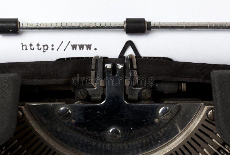 Oude en nieuwe communicatie technologie royalty-vrije stock afbeeldingen