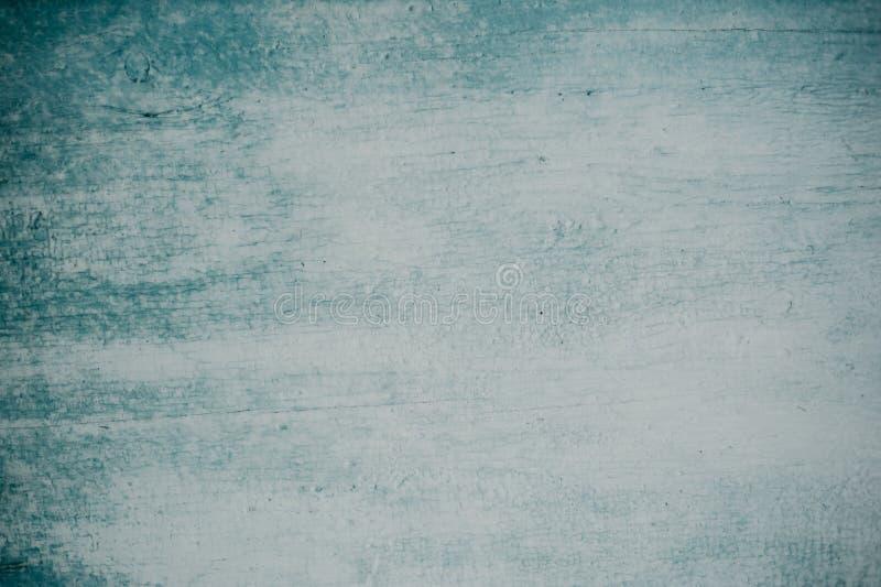 Oude en sjofele blauwe houten textuur of close-upachtergrond royalty-vrije stock fotografie