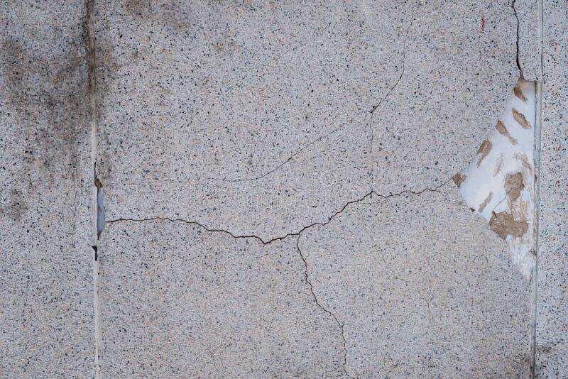 Oude en vuile de textuurachtergrond van de cementmuur stock afbeeldingen