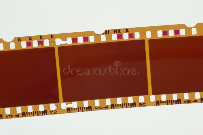 Oude filmcamera stock afbeelding