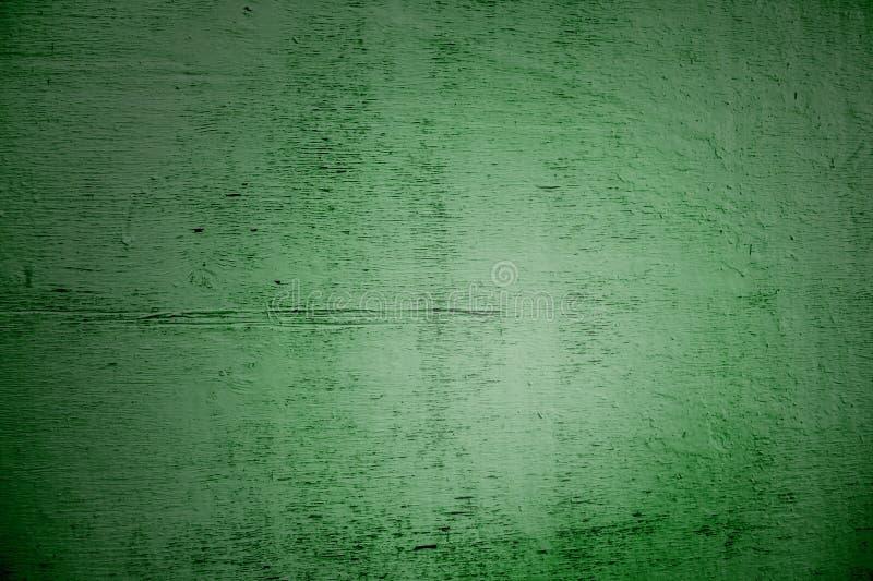 Oude gebarsten groene plaat, stock foto's