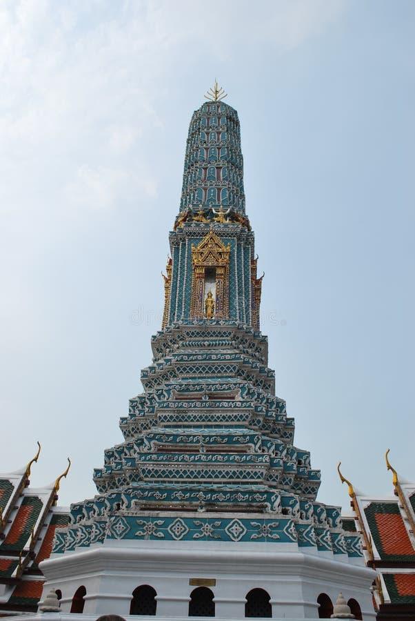 Oude gebouwde koninklijke tempel stock foto's