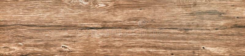 Oude geknoopte lange raad van houten close-up stock foto's