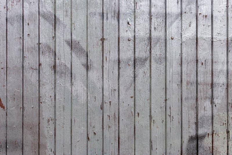 Oude geschilderde raad voor gebruik als achtergrond stock foto