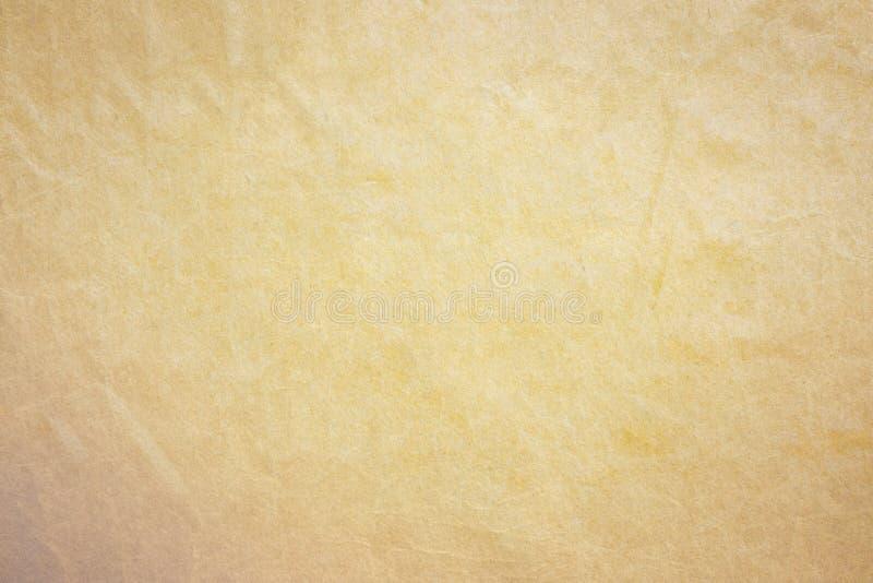Oude gouden document achtergrond stock afbeeldingen