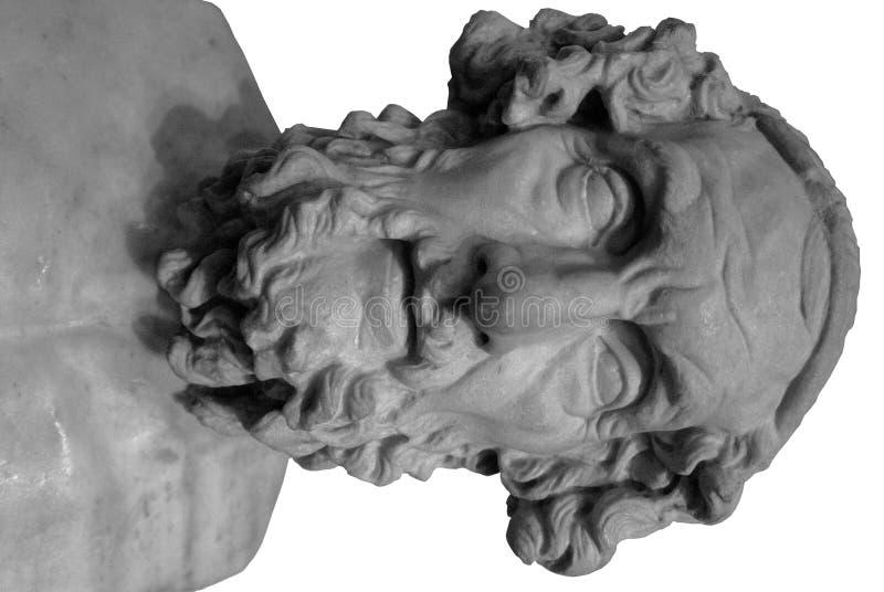 Oude Griekse Mislukking royalty-vrije stock foto
