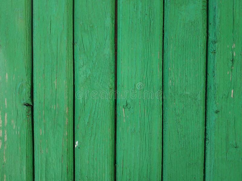 Oude groene raad stock afbeelding
