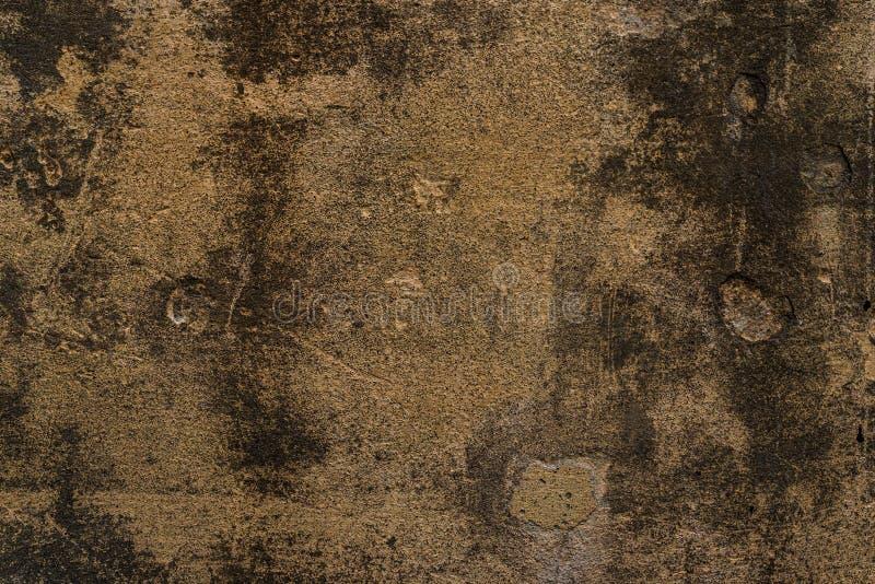 Oude grunge abstracte concrete textuur met deuken stock fotografie