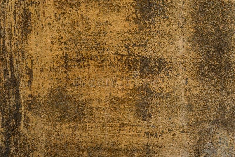 Oude grunge abstracte concrete textuur met deuken royalty-vrije stock afbeeldingen
