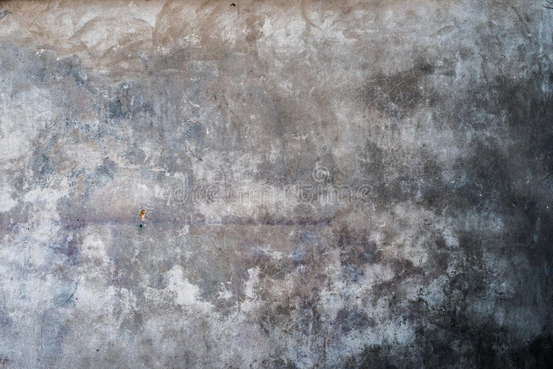 Oude grunge abstracte concrete textuur met deuken royalty-vrije stock foto's