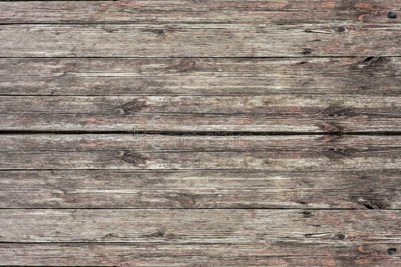 Oude grunge donkere geweven houten achtergrond, de oppervlakte van de oude bruine houten textuur De ruimte van het exemplaar stock afbeeldingen