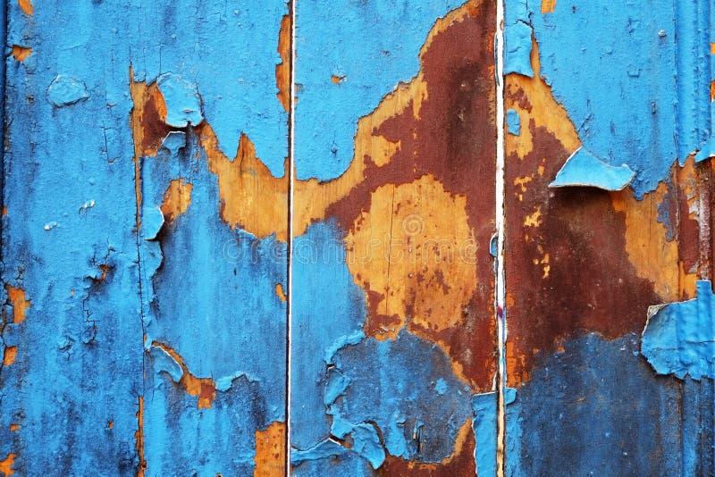 Oude grunge houten textuur als achtergrond stock fotografie