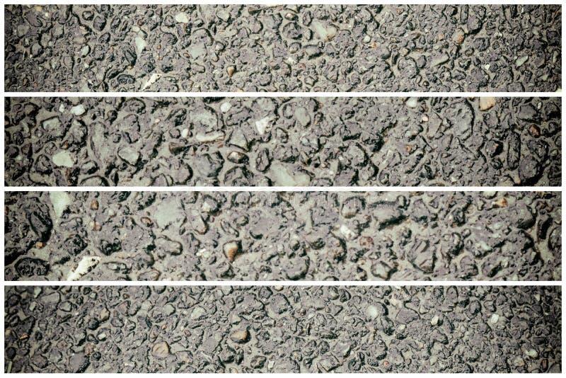 Oude grungy cementtextuur, grijze concrete muurachtergrond voor website of mobiele apparaten royalty-vrije stock foto
