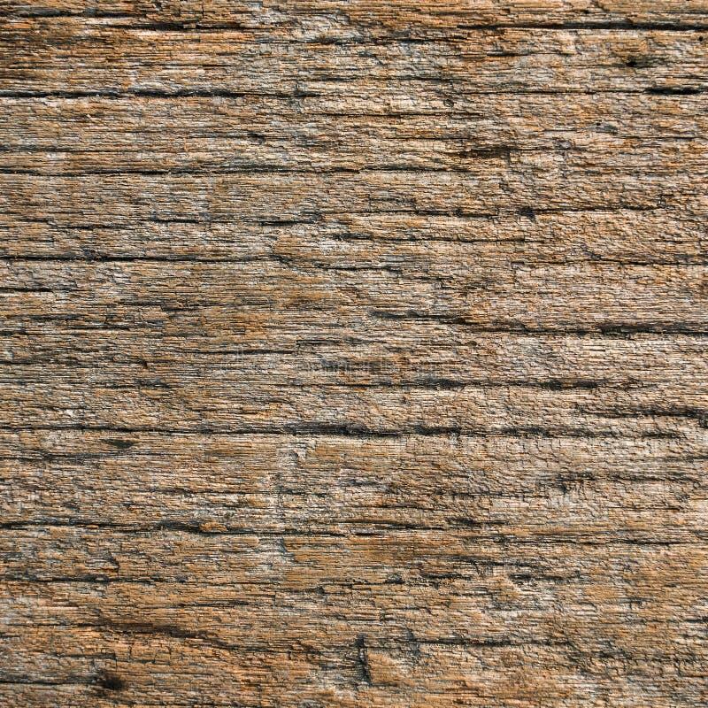 Oude grungy doorstane houten achtergrond royalty-vrije stock afbeeldingen