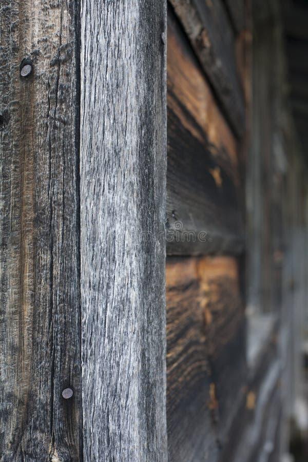 Oude houten muur stock afbeeldingen