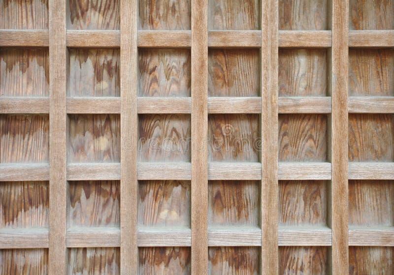 Oude houten plank stock afbeeldingen