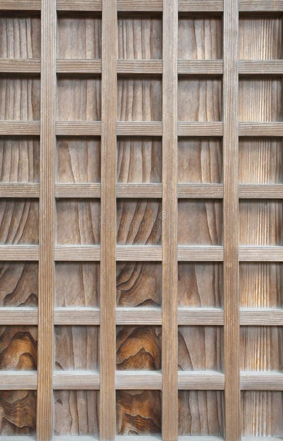 Oude houten plank royalty-vrije stock foto's