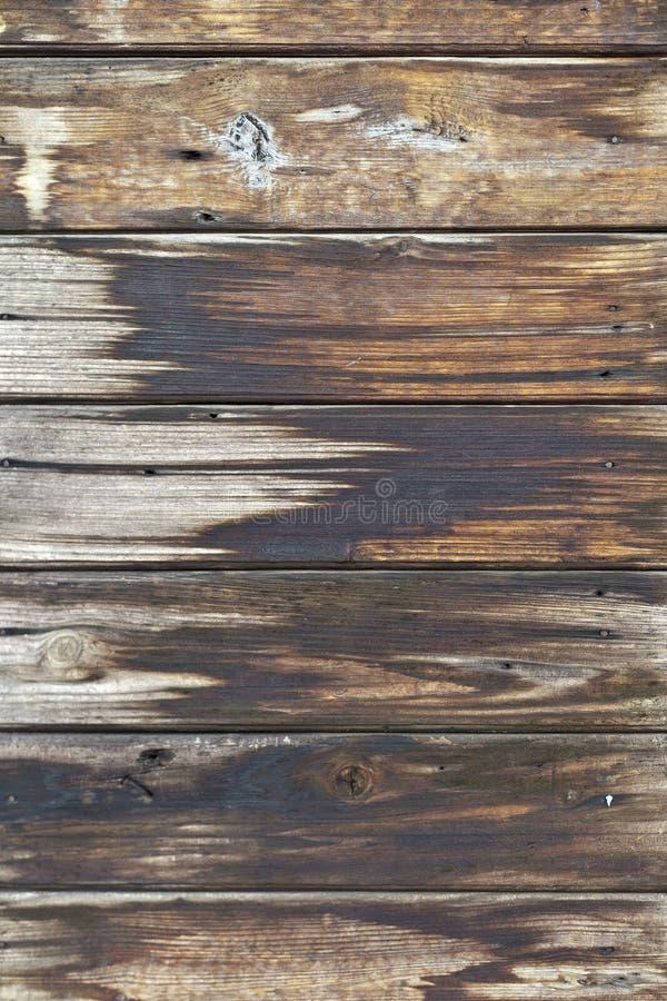 Oude houten plankachtergrond royalty-vrije stock afbeelding