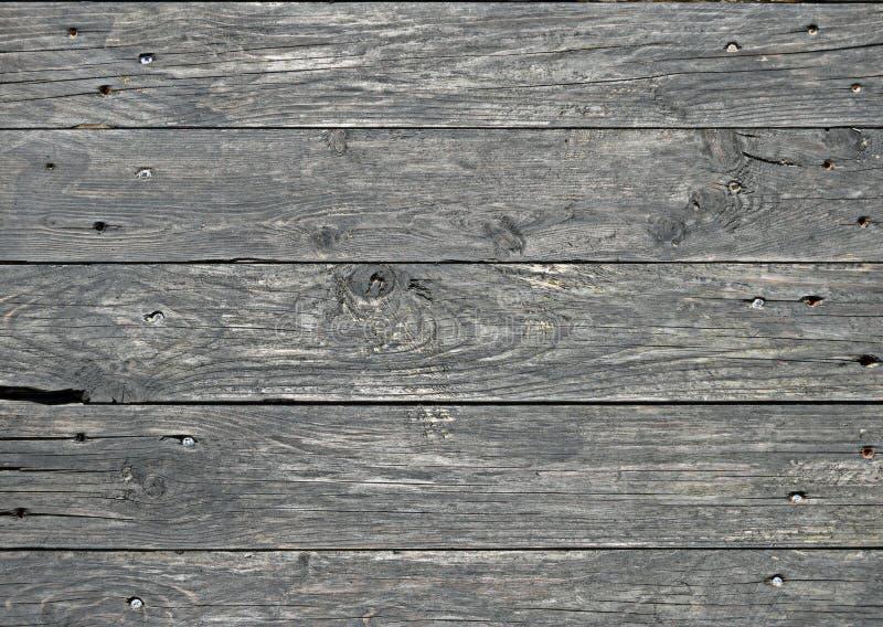 Oude houten planken royalty-vrije stock foto
