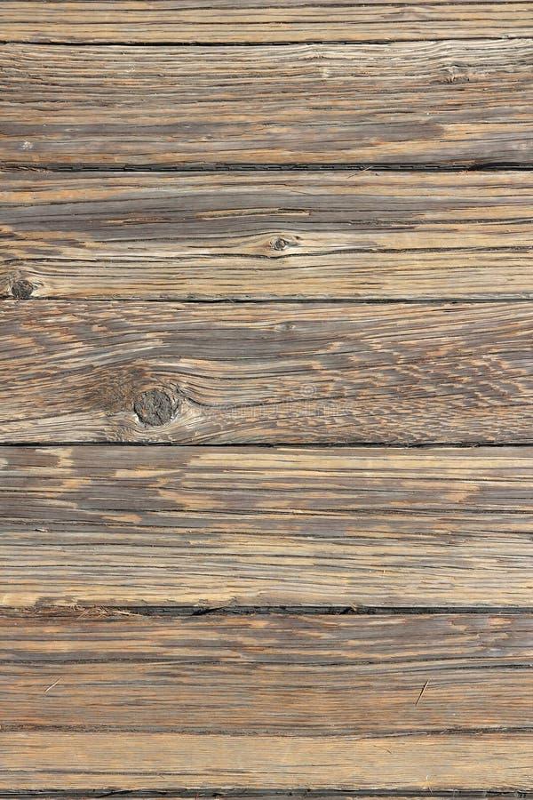 Oude houten raad royalty-vrije stock fotografie