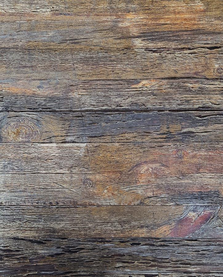 Oude Houten Textuur stock afbeelding