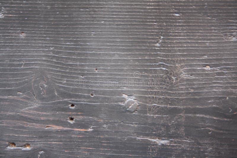 Oude, houten textuur, met kleine pukkels en aders van het hout zelf stock afbeeldingen