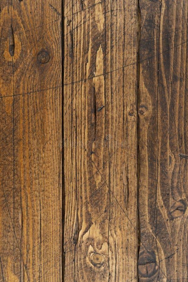 Oude houten textuurachtergrond Houten lijst of vloer stock fotografie