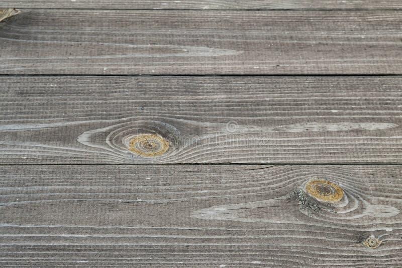 Oude houten uitstekende textuur grijze naadloze doorstane achtergrond royalty-vrije stock afbeeldingen