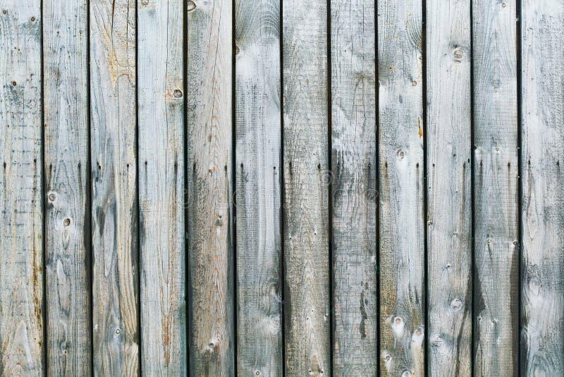 Oude houten van de plankomheining textuur als achtergrond royalty-vrije stock foto