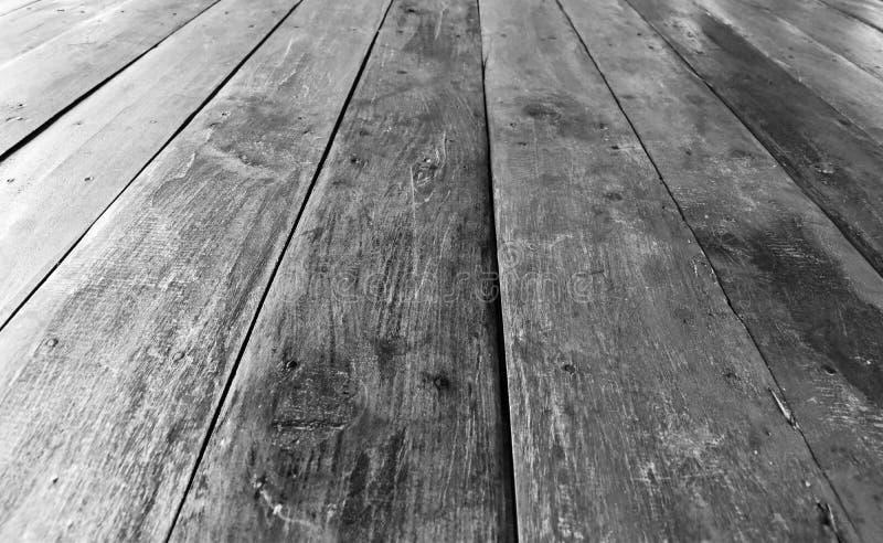 Oude houten vloer, geschikt voor gebruik als achtergrondafbeeldingen royalty-vrije stock foto's
