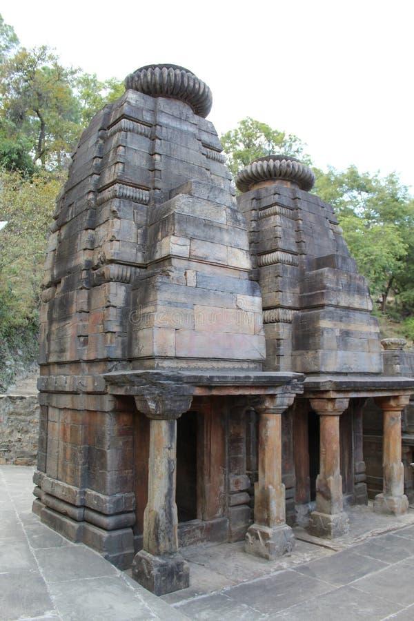 Oude Indische roes met mooi architecturaal ontwerp royalty-vrije stock fotografie